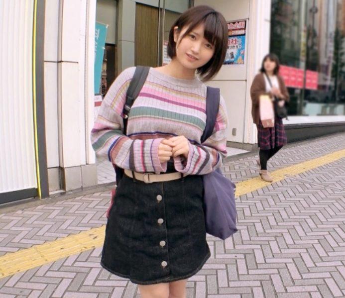 【激カワ女子大生】21歳【お金ピンチ】ゆうりちゃん参上
