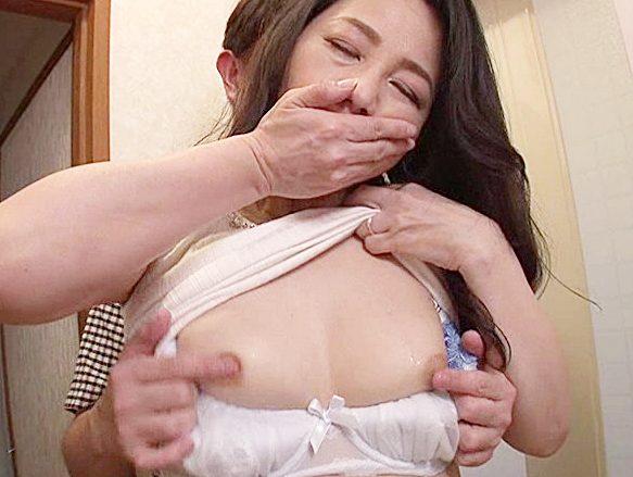 夫の傍でしか私を弄ばない息子の歪んだ性癖 二ノ宮慶子